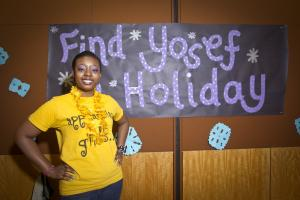 Find Yosef a Holiday
