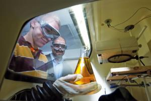 Undergraduate research boosts confidence, student says