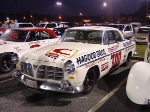 Appalachian documents stock car racing history