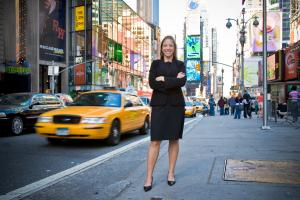 The Power of Mentoring: Amy Sarno '03