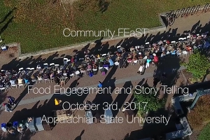 Community Feast - October 3, 2017