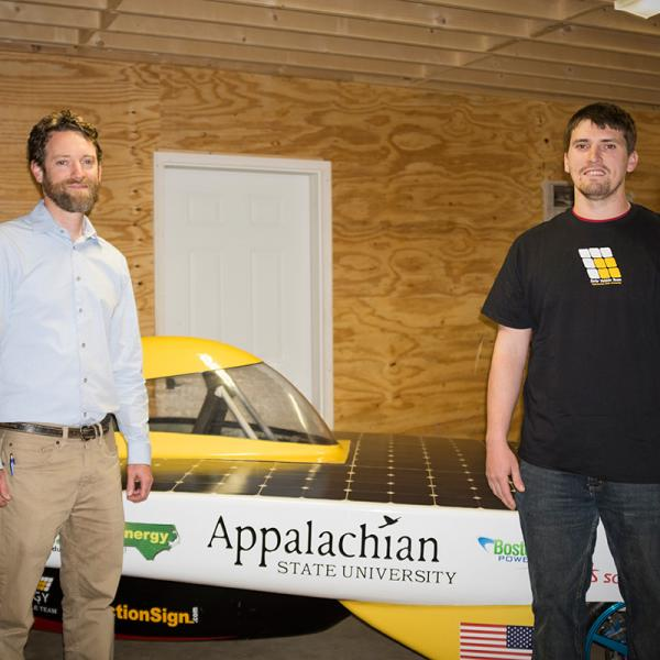 Masters Matter: Dr. Jeremy Ferrell and Dan Blakeley, Technology