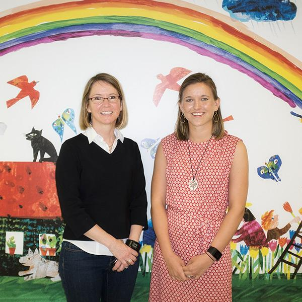 Masters Matter: Dr. Devery Ward and Ashley Pennell, Reading Education