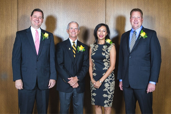 Appalachian Alumni Association Award Winners 2016