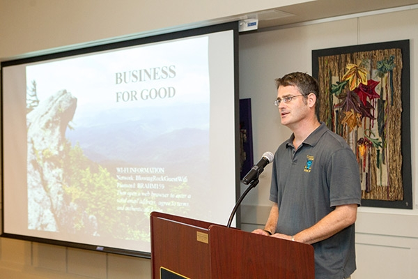 Appalachian community partners are doing 'business for good'