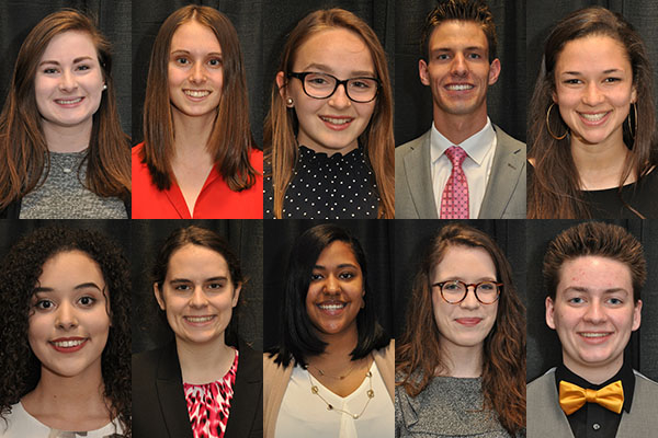 Meet the 2017 Chancellor's Scholars