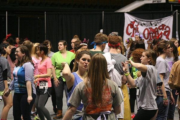 Dance the day and night away at Appalachian's annual Dance Marathon
