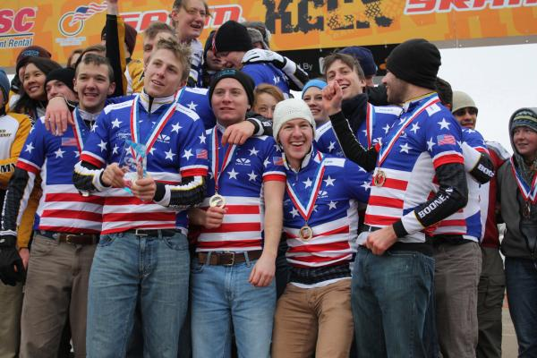 Cycling Team Wins 2008 Division II USA Cycling Collegiate Cyclocross National Championship
