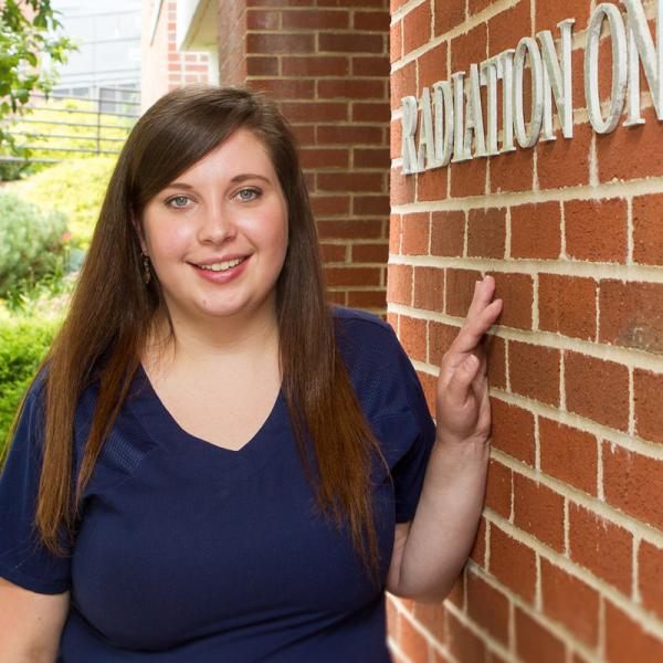 Oncology nurse Adams '14 returns to serve Boone