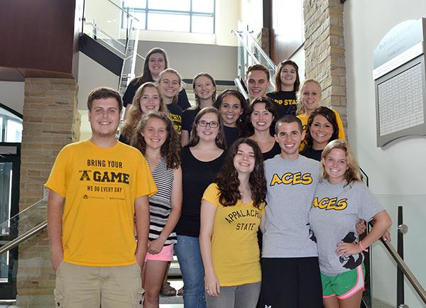 Patterson Scholarship makes a difference for 16 students