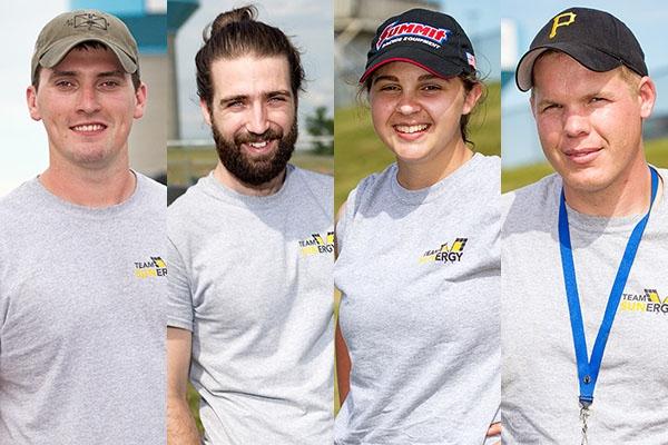 Racing the Sun: The Team