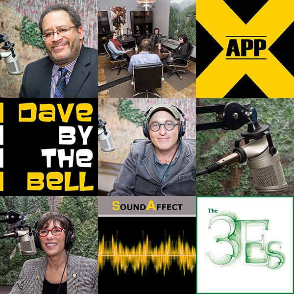 10 most-listened-to podcasts from Appalachian
