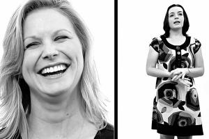 Professor mentorship: Libby Puckett & Nicole Reilly