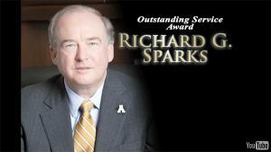 Alumni Awards 2010: Richard G. Sparks '76 '78
