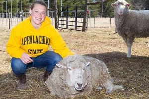 Service-Learning at App State: an Alternative to Spring Break