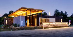 Appalachian Perspective: The Solar Homestead (2011 Solar Decathlon)