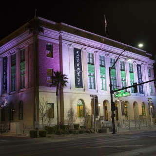 Step inside the Mob Museum