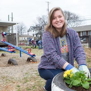 Alternative Service Experience 2015: Jones Valley Teaching Farm, Birmingham, Alabama