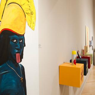 From the Turchin Center galleries