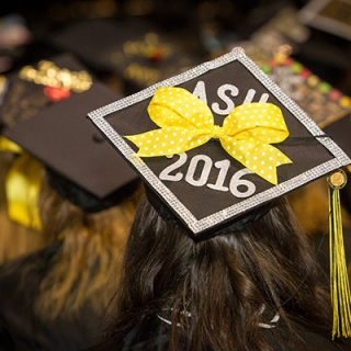 Fall 2016 commencement photos