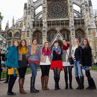 Appalachian Abroad: London 2012