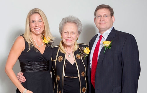 Three honored by Alumni Association for distinguished careers or service