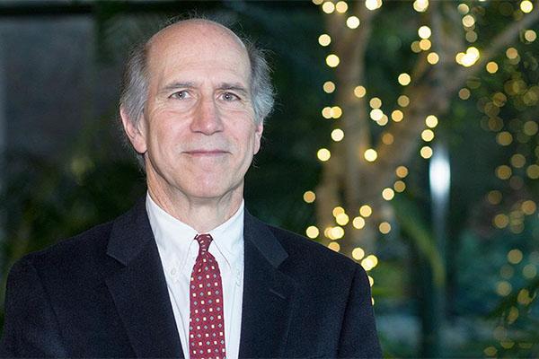 Appalachian State University professor Joseph Bathanti receives the North Carolina Award for Literature