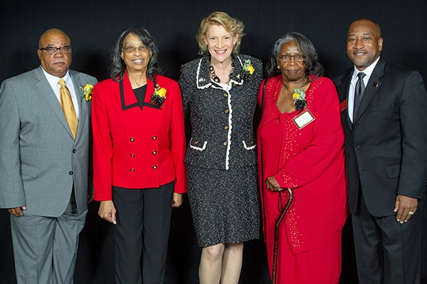 Appalachian recognizes alumni with Faces of Courage Awards