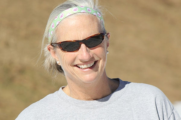 Mary Sheryl Horine makes her 'playground' a healthier, happier place to play
