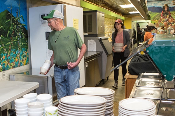 Food insecurity — it's real and it's a problem in the High Country