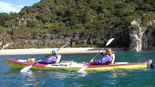2008 Carbon-Neutral Trip to New Zealand (Part two)