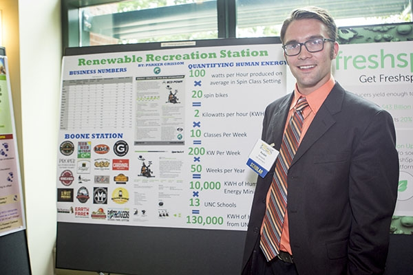 5th Annual Energy Summit provides students platform for change
