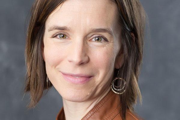 Dr. Dana Powell, activist researcher at the Dakota Access Pipeline