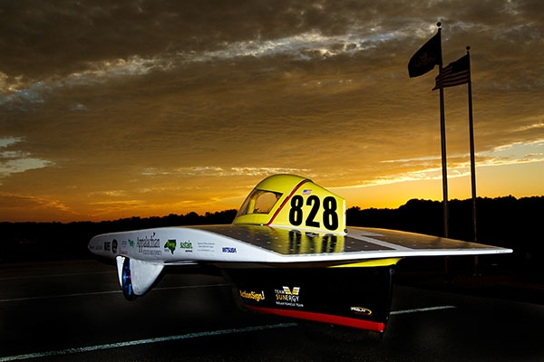 Racing the Sun: A Vision for the Future