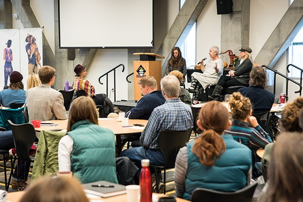 Food Summit, other projects model how campus and community can work together